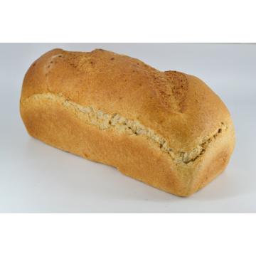 Teljes kiőrlésű forma kenyér 1 kg (0,75kg, 0,5 kg, szeletelt is)
