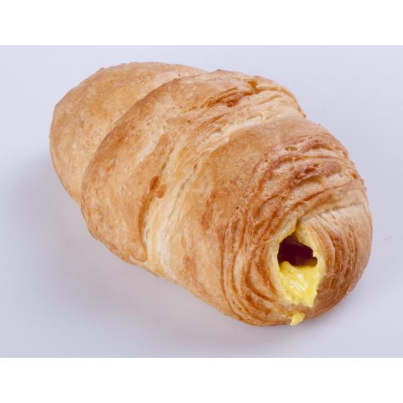 Vaníliás croissant nagy (közepes, mini is választható)